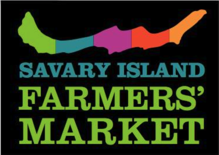 Savary Island Farmers' Market Logo