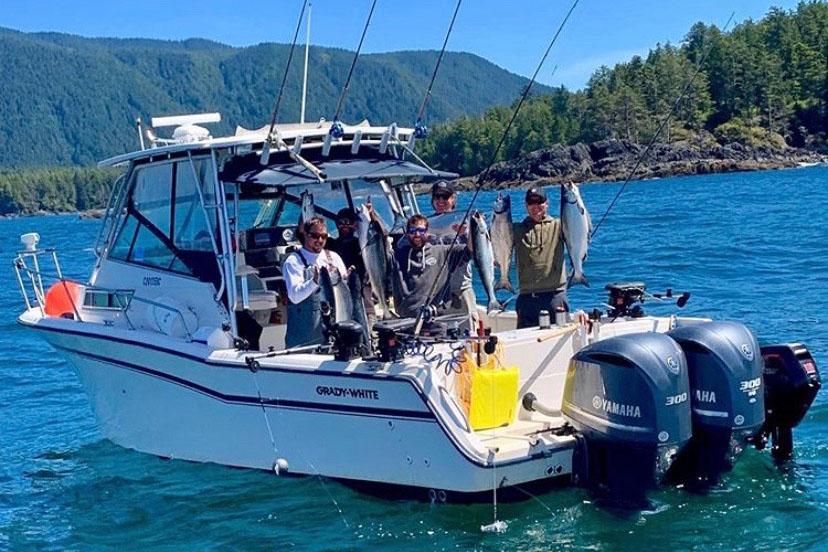 Savary Island Fishing Trips