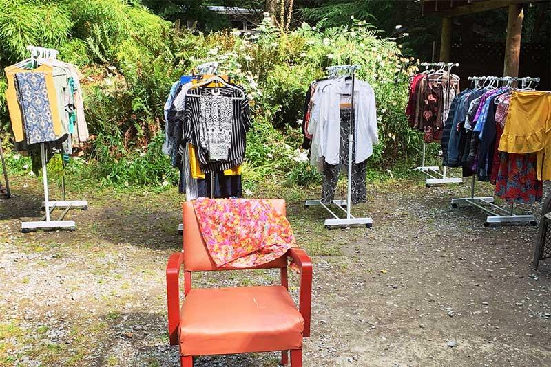 Savary Island Clothing Store
